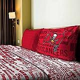 Tampa Bay Buccaneers NFL Sheet Set TWIN