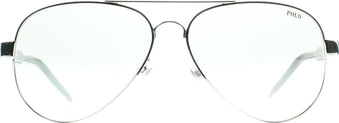Polo Gafas de sol PH 3056 90018V plata 60MM: Amazon.es: Ropa ...