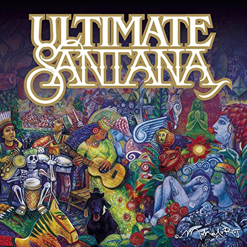 Santana feat. The Product G&B  - Maria Maria