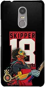 Macmerise Rcb Skipper 18 Sublime Case For Lenovo K6 Note