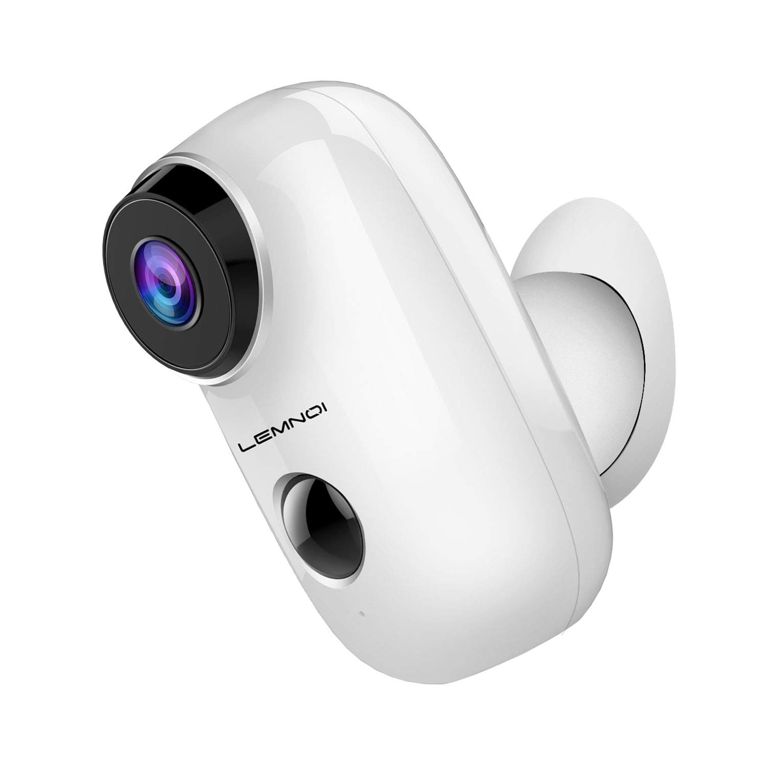 Wireless Rechargeable Battery WiFi Security Camera, Outdoor 1080P Video  Home Surveillance Camera Indoor Baby Cam, PIR Motion Detection, Night  Vision,