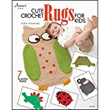 Deborah Norville Cute Crochet Rugs for Kids Crochet Book