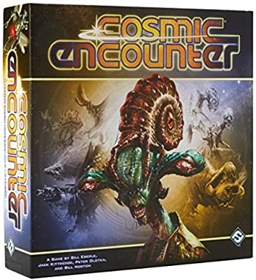 Cosmic Encounter from Fantasy Flight Games