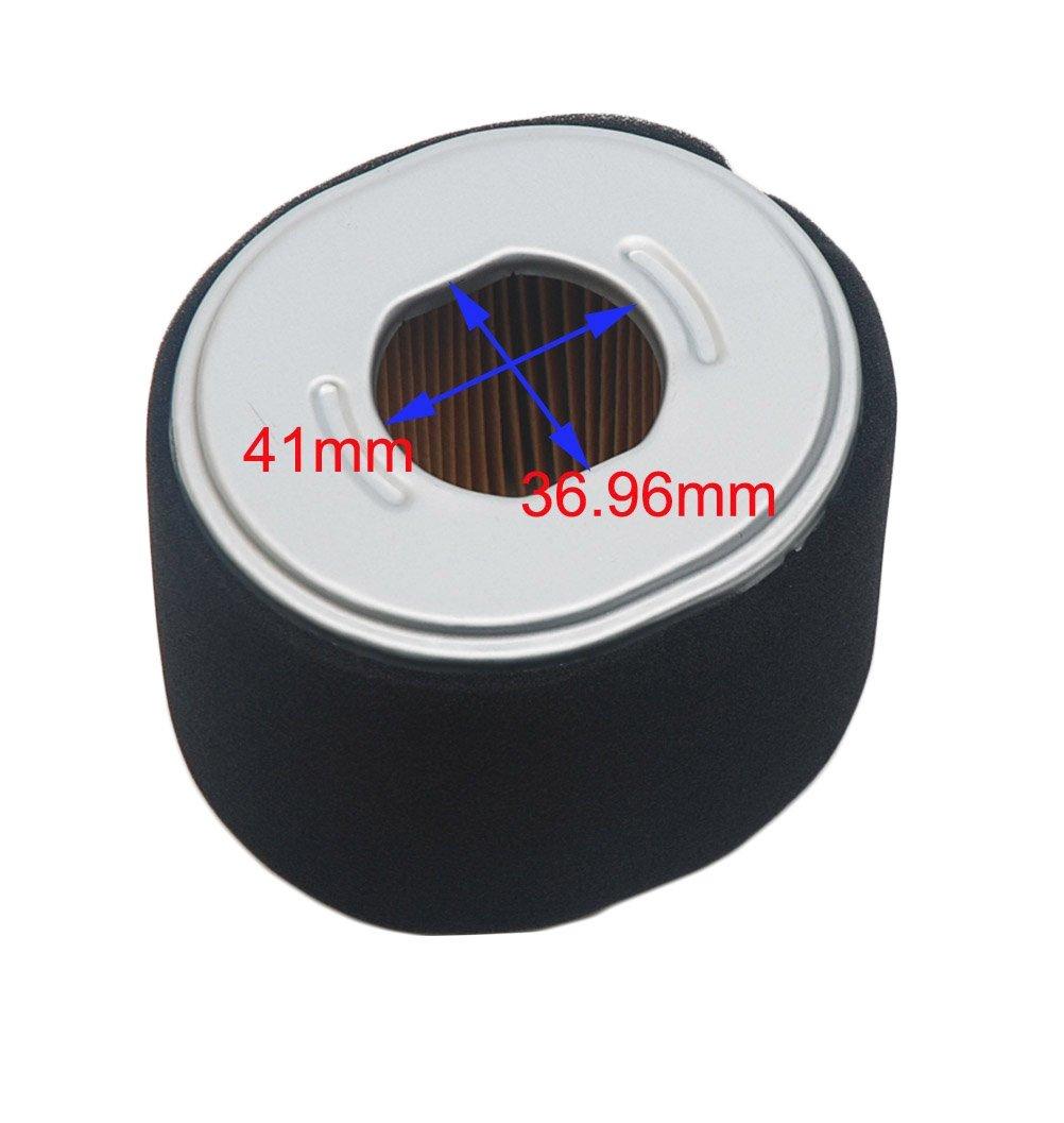 Beehive Filter Air Filter it For honda GX240 GX270 8HP & 9HP ENGINE New Aftermarket Replace Part # 17210-ZE2-821, 17210-ZE2-822, 17210-ZE2-515, 17210-ZE2-505