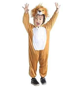 Lowen Kostum An73 Gr 92 98 Fur Klein Kinder Babies Lowe Kostume