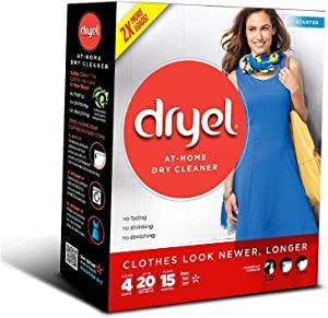 at-Home Dry Cleaner Starter Kit - 4 Loads (Limited Edition)