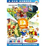 Edutainment Bundle - Richard Scarry + Bunch of Munsch + Postcards from Buster