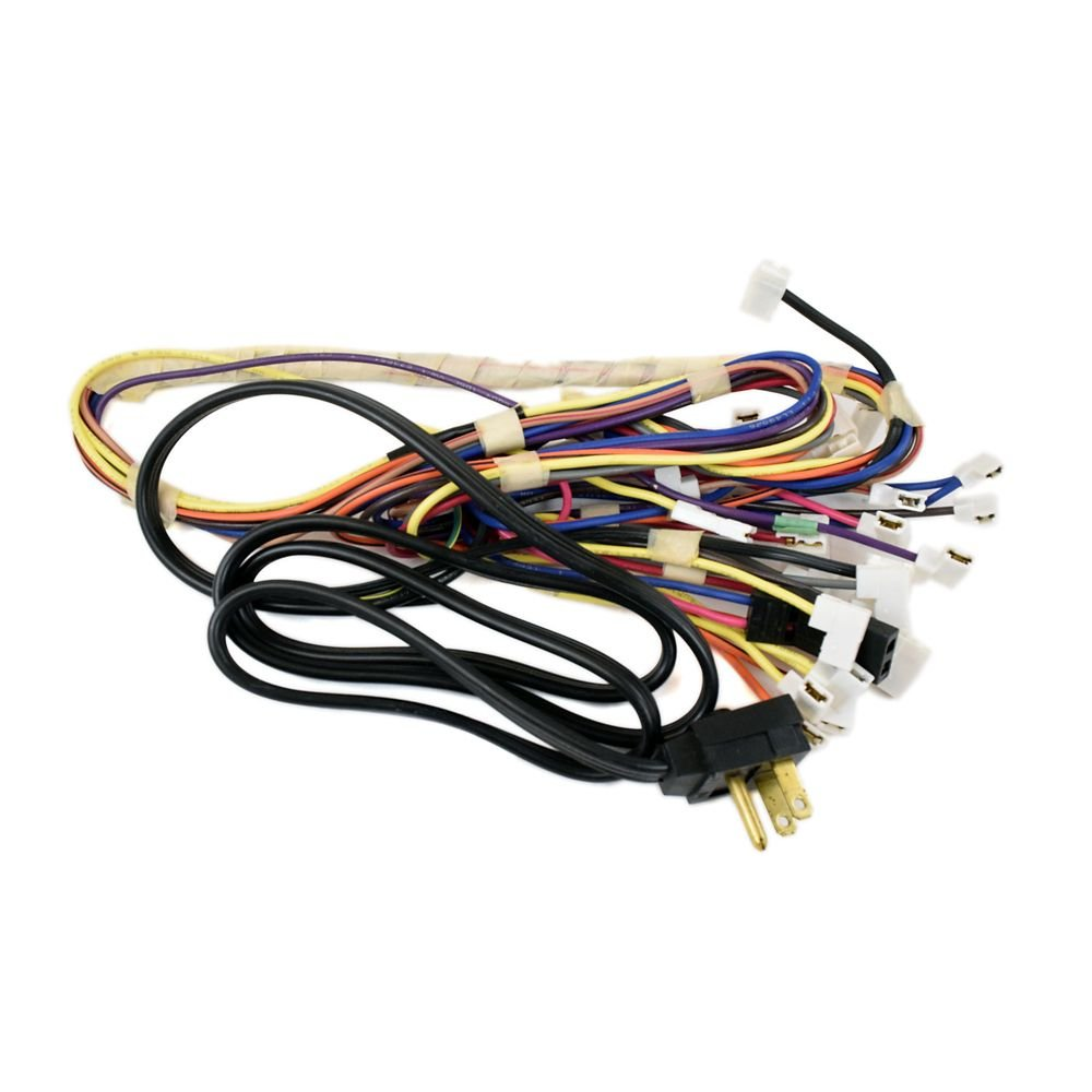 Whirlpool 9872118 Wire Harness Genuine Original Equipment Manufacturer (OEM) Part for Kitchenaid & Jenn-Air