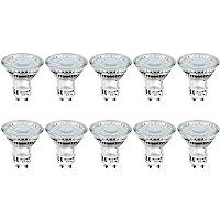 Lighting EVER Bombillas LED, GU10 4W Equivalente 50W