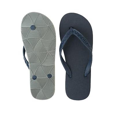 Hayn Charcoal Mens Sandal  B078R8TVHV