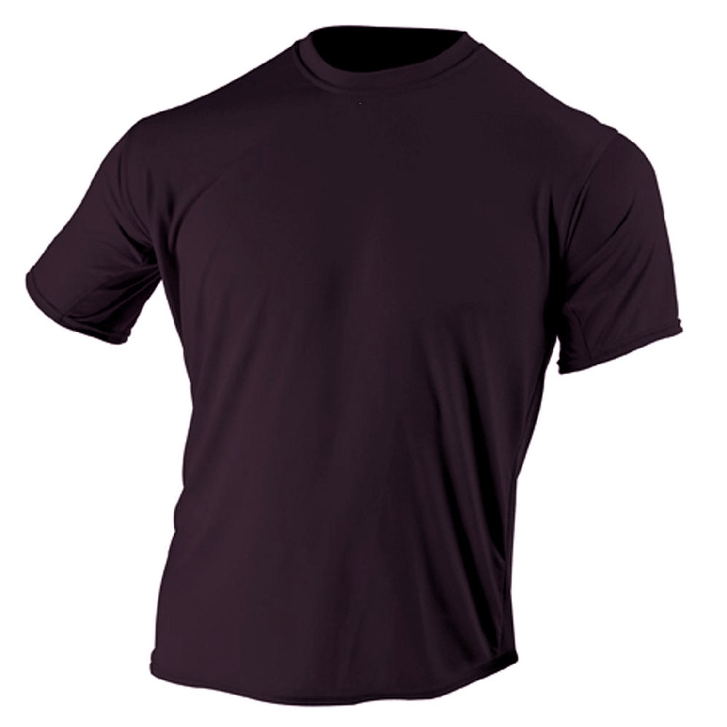 McDavid 905T Mens Half Sleeve Referee Cut Crew T Shirt Maroon XX-Large [Misc.]