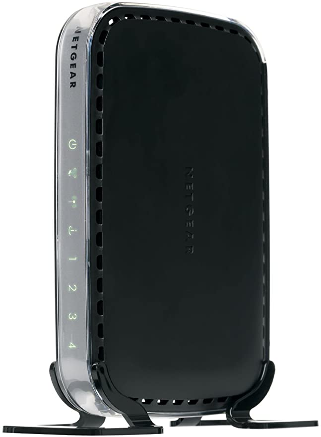Netgear WNR1000 N 150 Wireless Router  Black  Routers