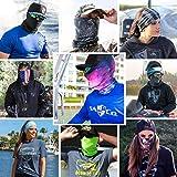 S A - UV Face Shields 5 Pack - Multipurpose Neck
