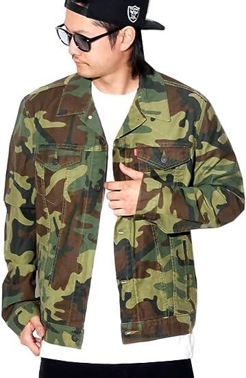 (リーバイス) Levi's デニムジャケット Gジャン USAモデル 7カラー [並行輸入品]