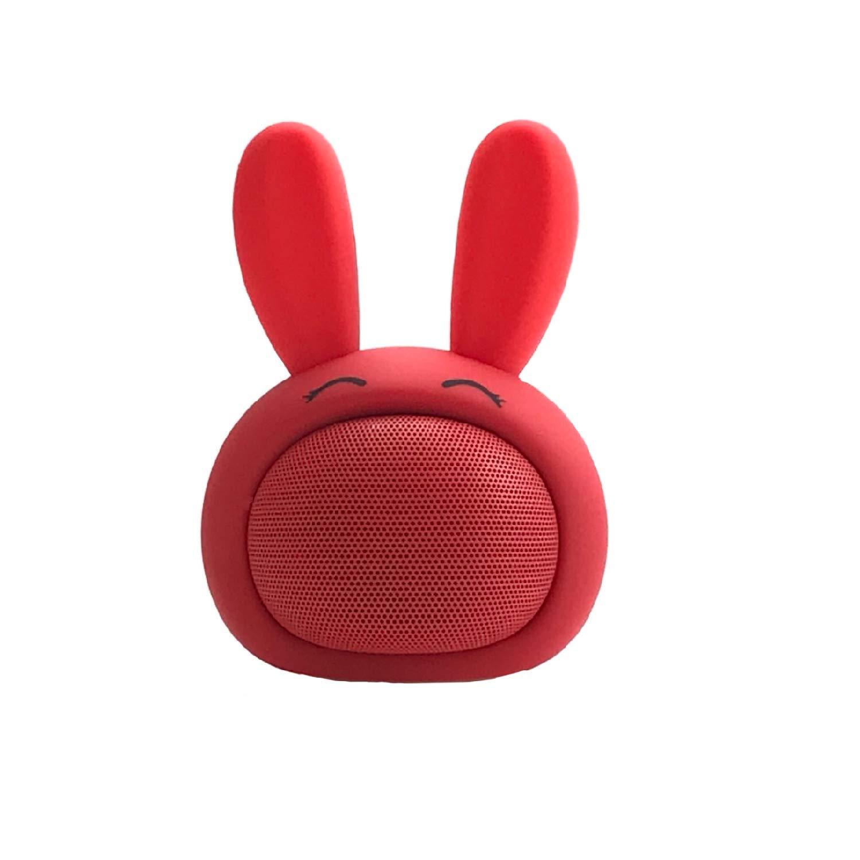 AEO AEO-AU-M815-RED Mini Bluetooth Speaker Wireless Portable