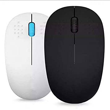 2.4GHz Wireless Mouse USB Optical Scroll Mice for Tablet Laptop Computer Luxury