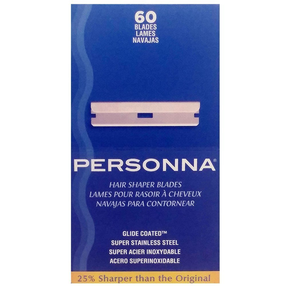 PERSONNA Shaper Blade, 6-Pack, 1-Count BP8800