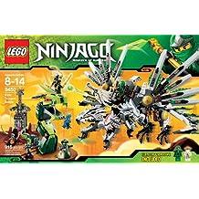 Lego (Lego) Ninjago (Ninja Go): Epic Dragon Battle - 9450 block toys (parallel import)