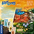 Lost Cities - The Board Game from Thames & Kosmos