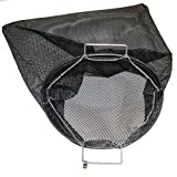 Performance Divers Med-Large Galvanized Wire Handle Abalone, Scallop or Clam Catch Bag, 24'' x 24''