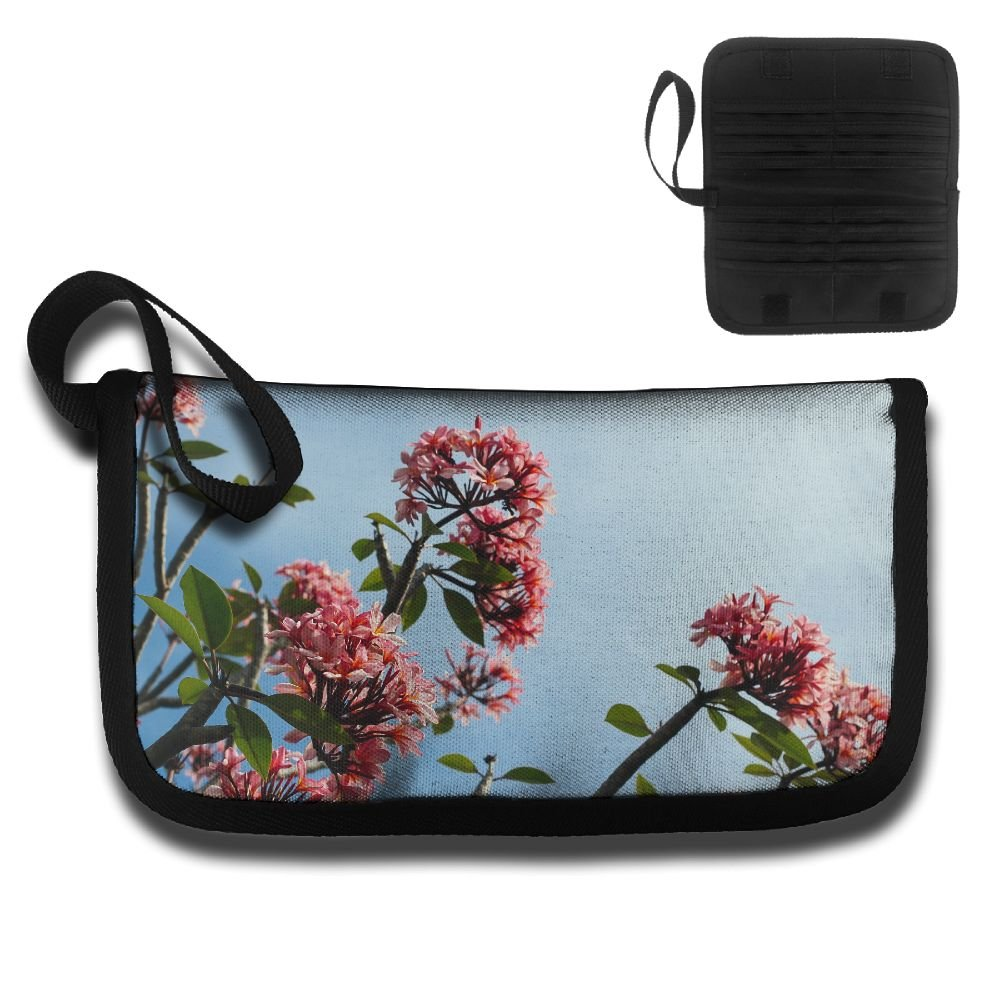 Gili Cactus Blossom Travel Passport /& Document Organizer Zipper Case