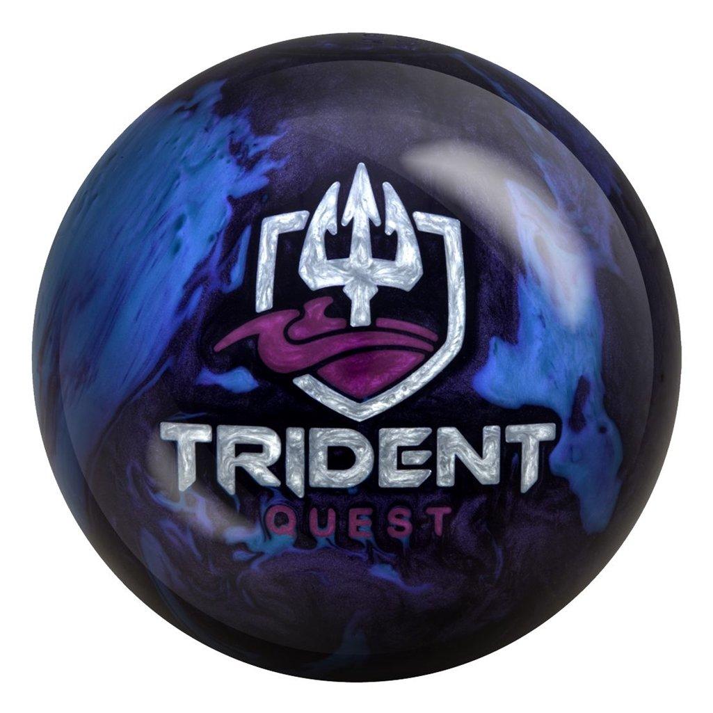 Motiv Trident Questボーリングボール B0758DF371  15 LBS