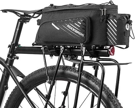 Bolsa para Maletero de Bicicleta Bolsa de Transporte para ...