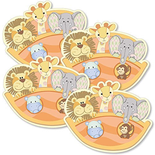 Noah's Ark - Decorations DIY Baby Shower Party Essentials - Set of 20 - Noahs Ark Centerpieces