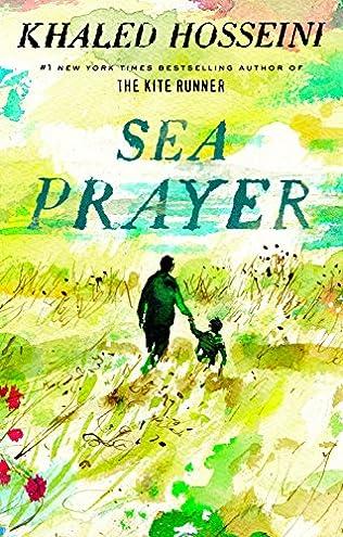 book cover of Sea Prayer