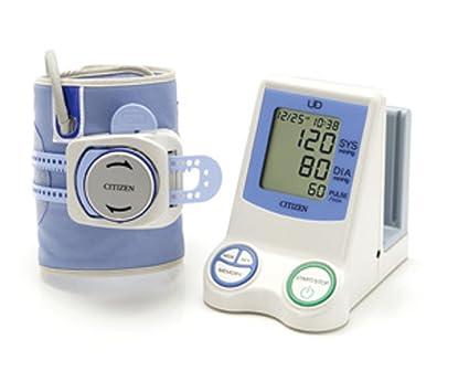 Citizen ch-463e – Tensiómetro electrónico de brazo brazalete 60 niveles de memoria