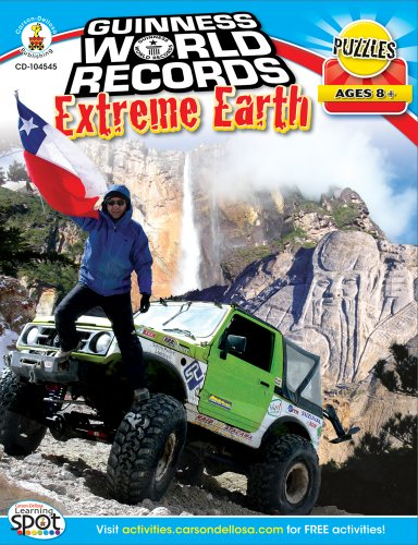 Guinness World Records® Extreme Earth, Grades 3 - 5