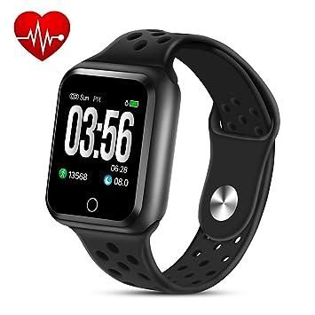 Amazon.com: ZGPAX - Reloj de seguimiento de actividad física ...