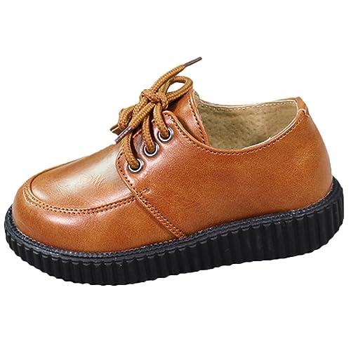 Scothen Unsex Zapatos Cuna del Bebé Mocasines Lederpuschen Deslizadores de Kinder Zapatos Bebé Zapatos Zapatillas de Ballet Para Niños Pequeños Bebé ...