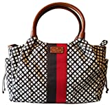 Kate Spade New York Stevie Baby Bag Chocolate Style #WKRU1523