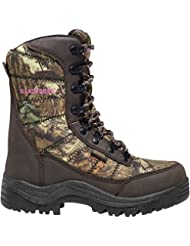 Lacrosse Womens Silencer 8 Height Mossy Oak Break-Up Infinity 800G (541021)| Waterproof | Insulated Modern Comfortable...