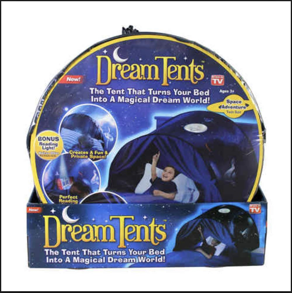 NEW! Space Journey Dream Tent - As Seen On TV by ACA