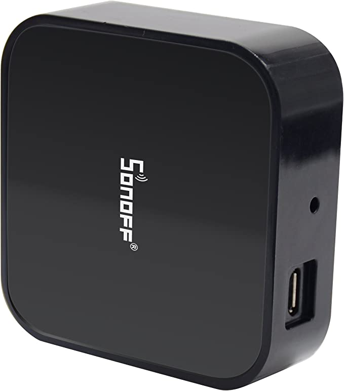 Sonoff RF Bridge 433MHz Interruptor de RF inalámbrico WiFi RF ...