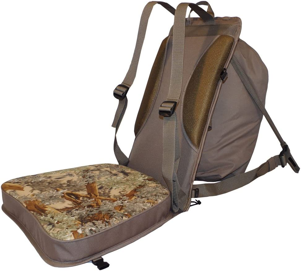 Beard Buster SD Ground Lb Chair, Camouflage