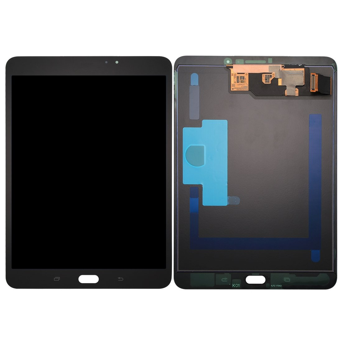 iPartsBuy for Samsung Galaxy Tab S2 8.0 / T710 LCD Screen + Touch Screen Digitizer Assembly (Black) by iPartsBuy