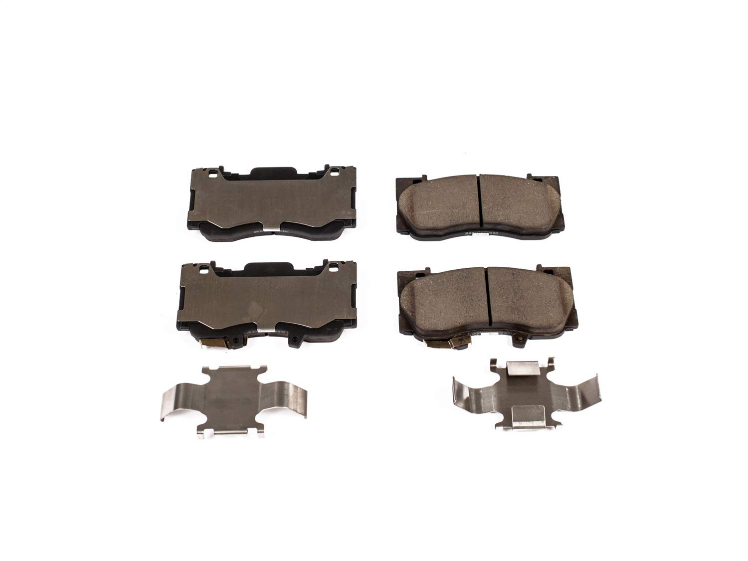 Power Stop Z17 17-1784 Ceramic Brake Pad-Front