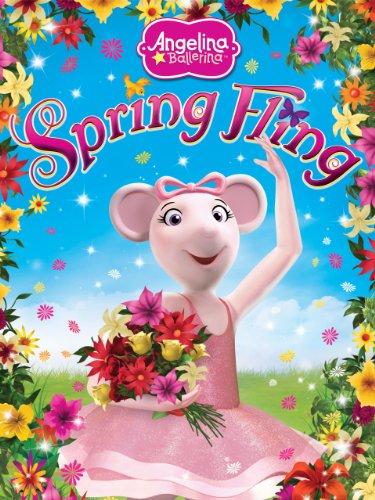 Angelina Ballerina: Spring - Ballerina Beverly