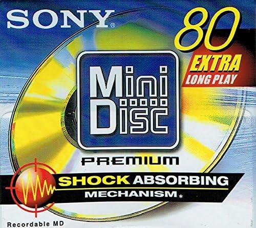 Sony Mdw 80d Minidisc Computer Zubehör