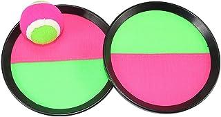 VORCOOL balle de tennis de Palette de jouet mezcle et Gane La Sports Balle de jeu de jeu de balle de Bat Catch