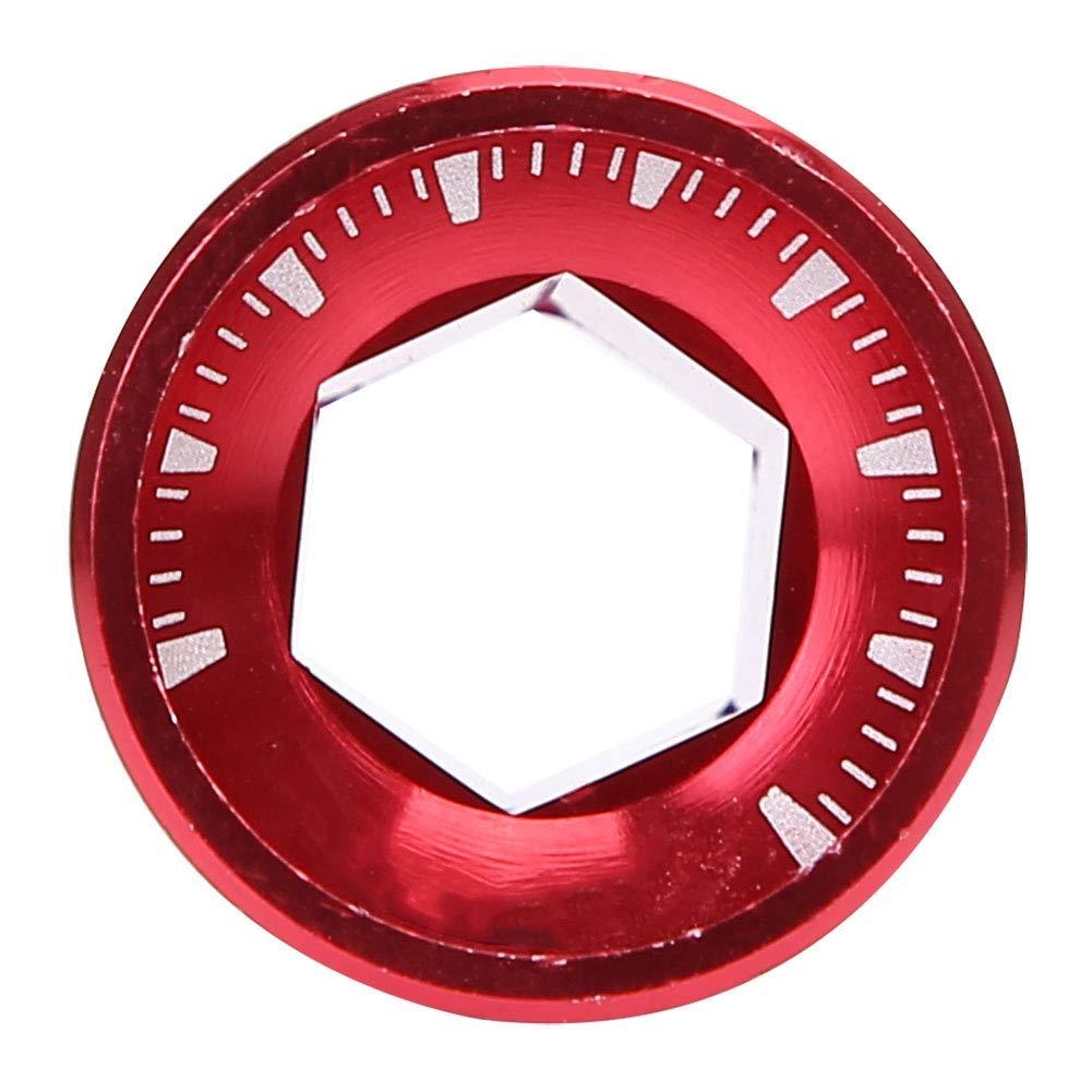 19mm pour Le v/élo Qiterr Support inf/érieur de v/élo vis cannel/ées de laxe BB de boulons M15