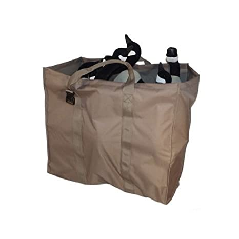 1d9f772349 Amazon.com  Landing Gear Waterfowl Slot Bag Full Body Goose Decoy ...
