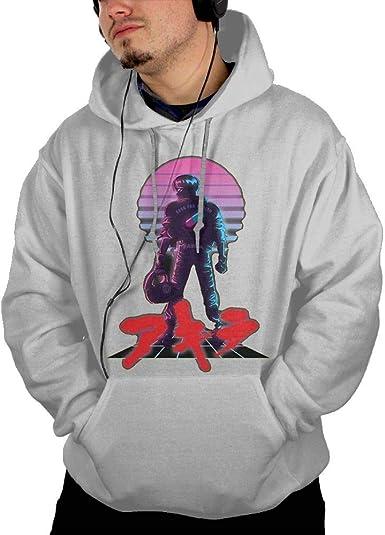 Mens Hooded Pocket Sweatshirt Sweater Jacks Septic Eye Personalized Fashion Customization Ash