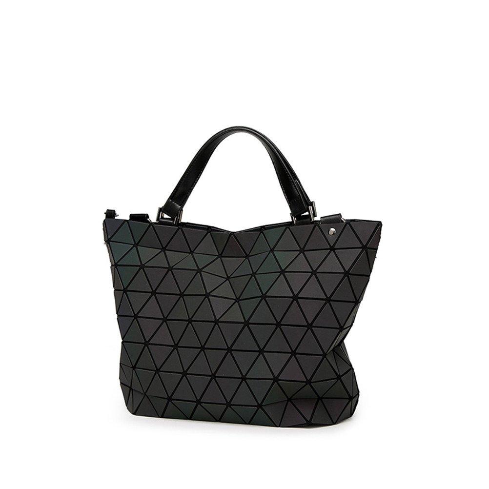 European Style Hand Bags Tote Brand Handbag Women Geometric Briefcase Bags