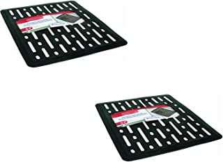product image for Rubbermaid/Rowekamp 1G1706BLA Sink Mat Sm Black (2-Pack)