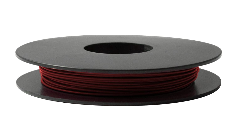 VS Electronic 278176 Litze LiYv Spule, 0.14 mm² , 25 m, Rot VS Electronic Vertriebs GmbH