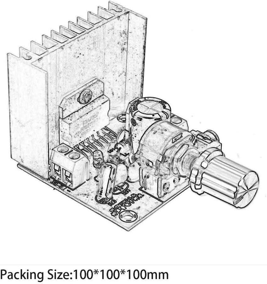 Electronics & Photo Hi-Fi & Home Audio TDA7297 Version B 2 15 W ...